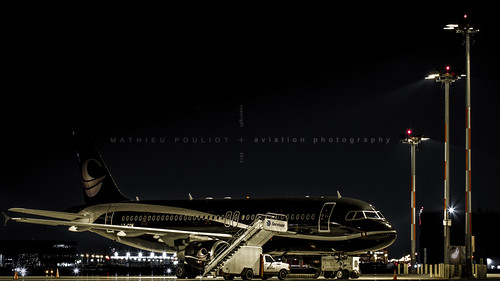 The Dark Knight - Airbus A320