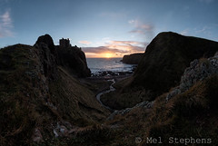 Waiting (D1011289 0pvh5) (Mel Stephens) Tags: 2014 201401 20140101 january aberdeenshire scotland uk coast coastal ptgui stitched panorama panoramic olympus omd em1 918mm microfourthirds dunnottar castle sunrise stonehaven landscape best mirrorless micro43 gps geotagged hdr mmf3 winter scape zuiko m43 43 fourthirds q1