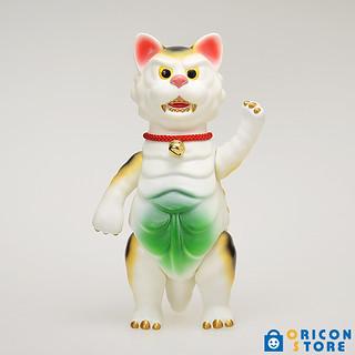 山貓怪獸ニャゴス ORICON STORE 限定招財猫版本