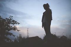 Emilie (M.Charon) Tags: wild sky nature bleu soir
