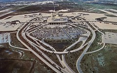 Tampa International Airport (Guy Clinch) Tags: airport postcard