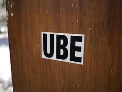 9 (1 of 1) (ube1kenobi) Tags: streetart art graffiti stickers urbanart stickertag ube sanfranciscograffiti slaptag newyorkgraffiti losangelesgraffiti sandiegograffiti customsticker ubeone ubewan ubewankenobi ubesticker ubeclothing