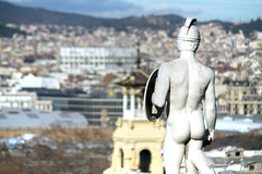 20140103-DSC_0861e (Enrico Webers) Tags: barcelona espaa spain bcn catalunya barcellona catalua spanien barcelone spanje 2014 espanya katalonien cataloni vision:text=0536 vision:outdoor=097 vision:sky=0643
