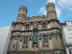 Canterbury Cathedral (samihaazim) Tags: architecture buildings cathedral gothic canterbury canterburycathedral