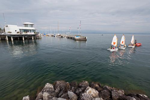 Port de plaisance - Accès