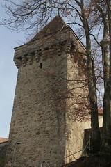 La Tour de Billens Romont ( Wehrturm - Turm ) der Stadtbefestigung der Altstadt - Stadt Romont im Kanton Freiburg - Fribourg der Schweiz (chrchr_75) Tags: tower schweiz switzerland torre tour suisse swiss christoph svizzera turm mrz fortified 2014 suissa romont 1403 chrigu wehrturm fortificata chrchr fortifie hurni kantonfreiburg chrchr75 chriguhurni kantonfribourg chriguhurnibluemailch mrz2014 albumstadtromont albumwehrtrmekantonfreiburg