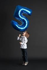 birthday invitation (sinnen) Tags: birthday louis 5 son invitation years neo