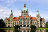 Rathaus - Maschteich, Hannover (elke.kemna) Tags: maschteich rathaushannover celkekemna elkekemna
