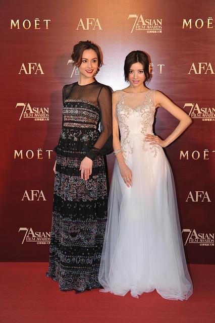 Mandy LIEU and Maria CHAN