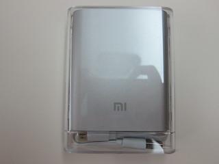 Xiaomi Mi 10,400mAh Power Bank