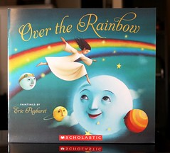 Over the Rainbow (Vernon Barford School Library) Tags: new school fiction hope reading book high rainbow eric y song library libraries over reads picture books read paperback cover e wishes junior novel covers bookcover wish middle vernon somewhere songs recent bookcovers paperbacks picturebook novels harburg fictional picturebooks ey barford softcover vernonbarford softcovers puybaret 9780545361248