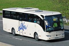 Alfa, Euxton - BN11 UFP (peco59) Tags: mercedes mercedesbenz psv pcv tourismo alfacoaches alfaholidays bn11ufp alfaeuxton