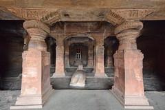 India - Karnataka - Badami Caves - 032 (asienman) Tags: india architecture caves karnataka badami chalukyas vatapi asienmanphotography