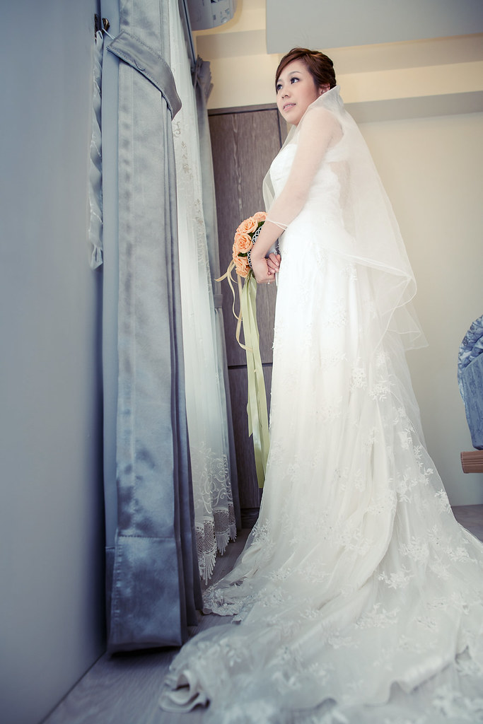 士銘&睿芯Wedding-077