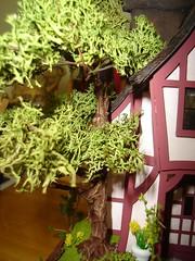 Pumpkin Cottage (Alennka) Tags: house scale miniature 14 cottage quarter kit properties petite 48th 148