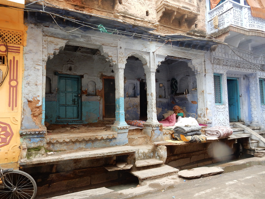Old Bundi home