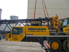 Ainscough Crane Hire (@LJPmcLoughlin) Tags: york yorkshire engineering rope boom hook rams load fm jib flt powerstation rigging logistics ballast lifting allterrain outrigger projectmanagement liebherr multimodal selby swl counterweight slinging ainscough offload portastor liftplan draxpower ainscoughcranehire citycrane projectengineering shepherdgroup liebherrgroup engineeringuk portasilo manufacturinguk appointedperson