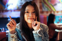 Melody Ho (SiuYu ) Tags: love girl beautiful beauty zeiss 35mm model pretty sony melody carl ho fe za f28  2470mm  7r a7r hoyingying ilcea7r ilce7r