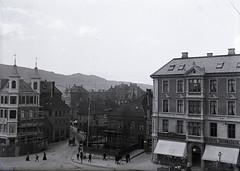 Bergen, 1898 (Noregs geologiske undersking) Tags: norway geology bergen nor hordaland ngu geologi norgesgeologiskeunderskelse
