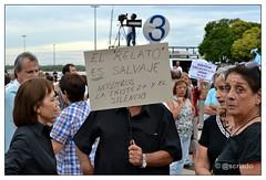 Relato Salvaje  #18F #Rosario (Sebastian Criado) Tags: argentina rosario justicia marcha manifestacin 18f nuncams nisman