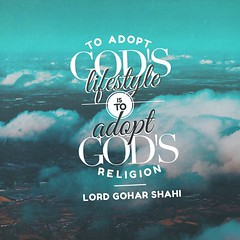 Quote of the Day: To Adopt God's Lifestyle... (Mehdi/Messiah Foundation International) Tags: vintage square typography religion lifestyle squareformat lettering spirituality enlightenment pictureoftheday quoteoftheday dailyquotes iphoneography goharshahi riazahmedgoharshahi instagramapp uploaded:by=instagram thereligionofgod godsreligion
