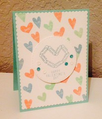 Candy hearts background (jessikagarcia09) Tags: valentinescard simonsaysstamp sssck