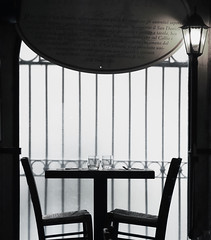 Apparecchiato (NorbyMac) Tags: roma sedie ristorante tavoli