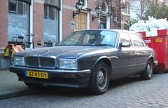 1990 Jaguar XJ6 Sovereign 4.0 (rvandermaar) Tags: jaguar xj6 sovereign 40 jaguarxj jaguarxj6 sidecode4 xz43dy 1990 rvdm