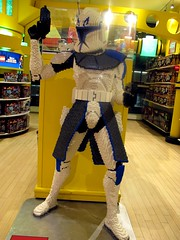 clone lego (frankieleon) Tags: nyc newyorkcity playing ny trooper toy soldier starwars interestingness interesting dangerous bestof gun republic play lego guard battle plastic uptown legos figure faoschwarz clone toystore galactic armed clonewars grandarmyoftherepublic lifesized imperialstormtroopers clonetropper frankieleon orderofthesithlords clonecaptainct7567