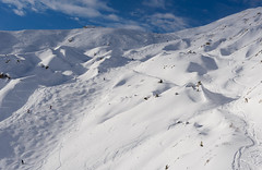 Belle Plagne (happy.apple) Tags: winter snow france geotagged skiing piste savoyalps rhnealpes belleplagne skiing2015