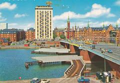 Ansichtkaart Copenhagen Hotel Europa og Langebro (dickjan thuis) Tags: copenhagen hotel europa postcard og postkarte ansichtkaart langebro