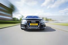 Audi RS 6 (Ogenblik fotografie) Tags: auto 6 netherlands car sport canon shot shots outdoor nederland automotive rig vehicle venlo autoracing audi rs 1740mm quattro 6d ef1740mmf4l rigshot