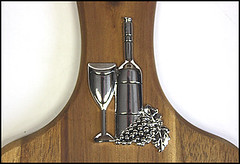 ABP05 (mountainwoods) Tags: mountain bottle woods wine board fine paddle grapes cutting serving acacia abp05