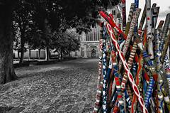 Dom St. Viktor in Xanten (efgepe) Tags: 2016 mai xanten bw sw farbe color colour silverefexpro nik lightroom dom bleistift