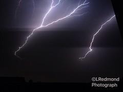 (Leigh Redmond) Tags: storm bolt lightening amateur lighteningbolt spiderbolts