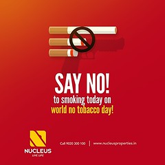 Smoking is injurious not only for you but for the people around you; so quit smoking not only for your sake but for the people you love. #WorldNoTobaccoDay #Kerala #Kochi #India #Architecture #Home #Construction #City #Elegance #Environment #Elegant #Buil (nucleusproperties) Tags: life city india building home nature beautiful beauty architecture design living construction realestate view apartment interior gorgeous lifestyle style atmosphere kerala environment elegant exquisite comfort luxury kochi quitsmoking elegance worldnotobaccoday