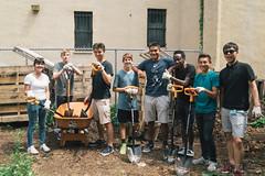 HarlemGrown-27 (United Nations International School) Tags: school students gardening farming volunteer unis composting harlemgrown