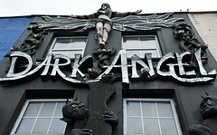 Dark Angel (starbuck77) Tags: uk london clothing nikon camdenmarket darkangel camdentown camdenlock 2016 d7200