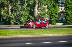 Renault Clio Sport 182 (Dag Kirin) Tags: sport rally delta clio renault ina 182 2016 bundek