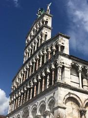 Chiesa di San Michele, Lucca (markshephard800) Tags: italy church architecture italia lucca chiesa tuscany marble toscana italie chiesadisanmichele