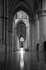 Brussels V (neals pics) Tags: travel light brussels blackandwhite bw tourism monochrome architecture buildings mono blackwhite worship cathedral belgium faith religion pillars image42100 my100xbw 100xthe2016edition 100x2016