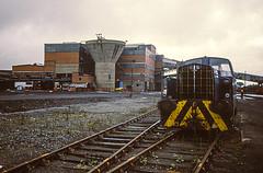 Sentinel at Killoch Colliery (McTumshie) Tags: geotagged diesel transport railway locomotive sentinel colliery ncb industrialrailway sirc nationalcoalboard britishcoal arpg ayrshirerailwaypreservationgroup scottishindustrialrailwaycentre killoch geo:lat=5545277319 geo:lon=441281319 ncbopencastexecutive killochcolliery