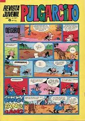 Olegario (ciudad imaginaria) Tags: comics 1971 70s raf tebeos cómics pulgarcito bruguera