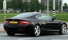 Aston Martin DB9 2009 (XBXG) Tags: auto uk england holland netherlands car automobile martin nederland super voiture british schiphol paysbas 2009 coupe supercar aston astonmartin coup engeland v12 db9 n201 anglaise 76lnt6
