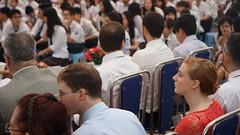 DSC00861 (Nguyen Vu Hung (vuhung)) Tags: school graduation newton grammar 2016 2015 1g1 nguynvkanh kanh 20160524
