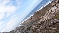 Coast (Rckr88) Tags: ocean africa travel sea cliff nature water rock southafrica outdoors coast rocks waves south wave cliffs coastal coastline wilderness gardenroute easterncape rockycoastline tsitsikammanationalpark