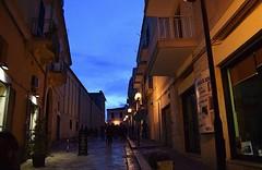 (marirenaa) Tags: travel italy night outdoors lights europe italia explore traveling matera