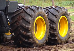 Forexpo (TrelleborgAgri) Tags: forestry twin tires trelleborg skidder t480 forexpo t440