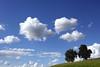 Wolkenstimmung über dem Mühlviertel (rubrafoto) Tags: sommer wolken bäume baum wetter stimmung mühlviertel ottensheim wolkenstimmung ooe witterung wolkenhimmel grünland wetterbild sommerlandschaft