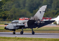 Tornado (Bernie Condon) Tags: uk tattoo plane flying european display aircraft aviation military attack jet airshow strike bomber tornado vg warplane airfield ffd fairford ids riat panavia raffairford airtattoo swingwing riat14